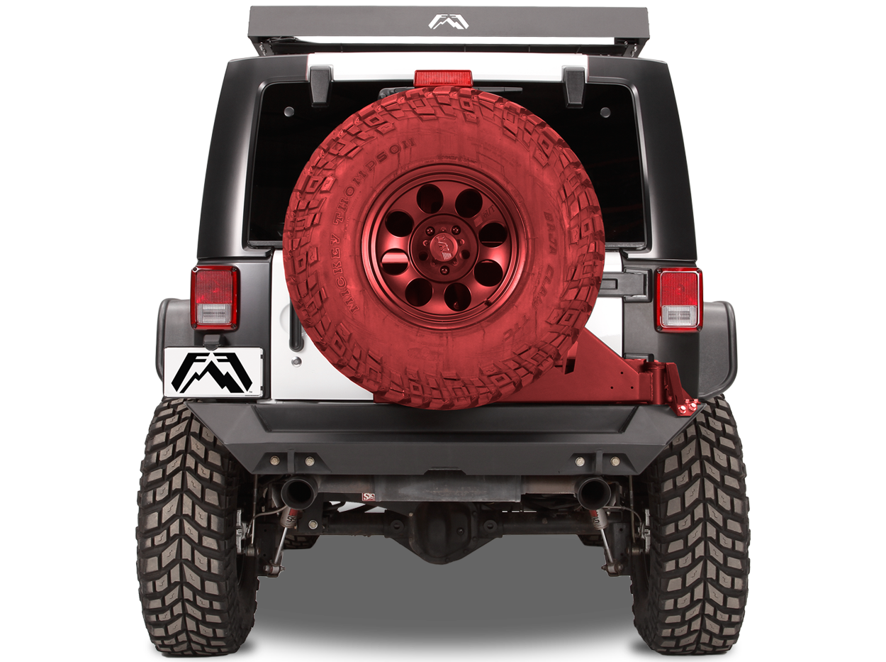 Jd Truck Accessories Winch Rear Jeep Wrangler 2008 Product Variant Jkrearbase